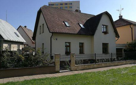 Hradec Králové: Apartmán na Slezském Předměstí