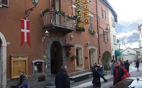 Itálie - Bormio na 4 až 6 dní, snídaně, Bormio