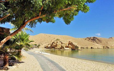 Omán - Muscat na 5 až 6 dní, snídaně s dopravou letecky z Prahy nebo letecky z Vídně, Muscat