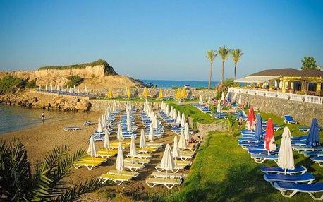 Kypr - Severní Kypr na 8 dní, light all inclusive nebo all inclusive s dopravou letecky z Prahy nebo letecky z Brna, Severní Kypr
