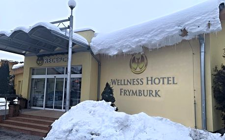 Frymburk: Wellness & Spa Apartments Lipno