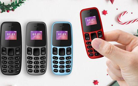Miniaturní mobilní telefon L8STAR BM105