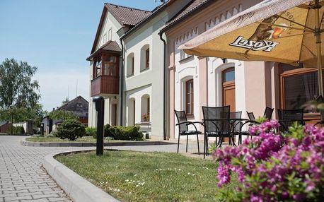 Hradec Králové: Penzion Nad Oborou