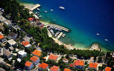 Chorvatsko - Crikvenica na 10 dní, bez stravy s dopravou autobusem, Crikvenica