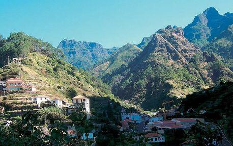 Madeira a Azorské ostrovy, Madeira