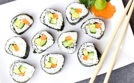 Osvědčený online kurz vaření - Jak připravit Sushi?