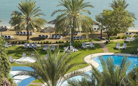 Spojené arabské emiráty - Abu Dhabi letecky na 8 dnů, snídaně v ceně