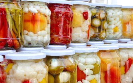 Spolehlivý online kurz - Nakládání zeleniny