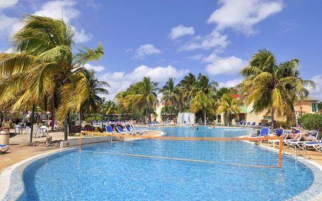 Kuba - Varadero na 9 dní, all inclusive s dopravou letecky z Prahy, Varadero