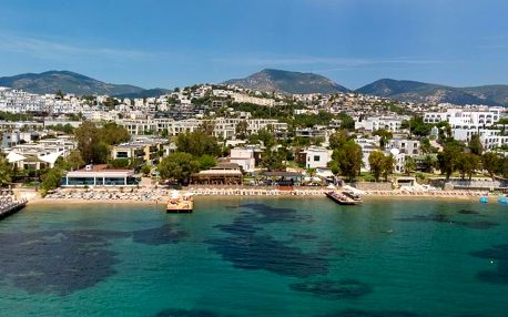 Turecko - Bodrum na 8 až 9 dní, all inclusive s dopravou letecky z Prahy nebo letecky z Brna, Bodrum