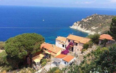Itálie - Elba na 8 dní, bez stravy, Elba