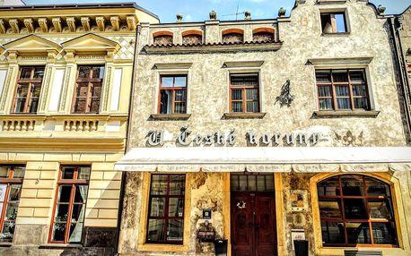Hradec Králové: Hotel U České koruny