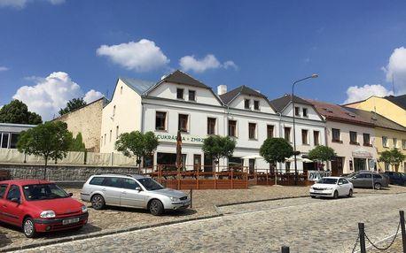 Kašperské Hory: Apartmány v pivovaru