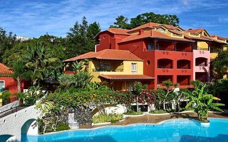 Madeira - Funchal na 5 až 8 dní, snídaně s dopravou letecky z Prahy, Funchal