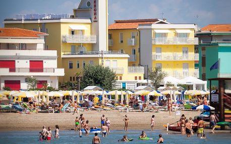 Itálie, Caorle: Hotel Verona