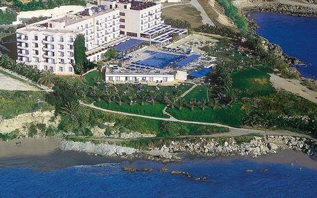 Kypr - Paphos na 9 až 12 dní, polopenze s dopravou letecky z Prahy, Paphos