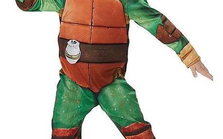 Kostým želvy - TMNT Deluxe Child