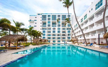 Dominikánská republika - Boca Chica letecky na 11 dnů, all inclusive