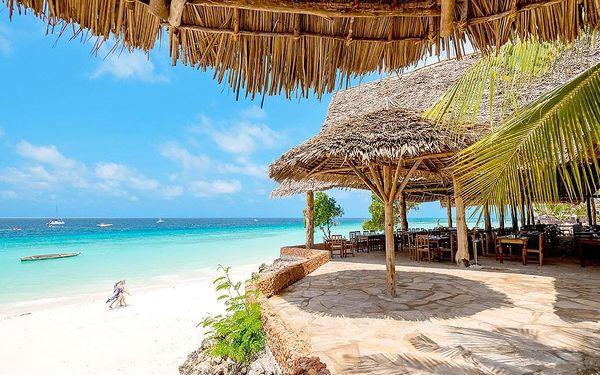 Hotel Sandies Baobab Beach, Zanzibar, letecky, all inclusive2