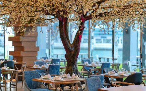 Hotel Canal Central Business Bay, Dubaj, letecky, snídaně v ceně2