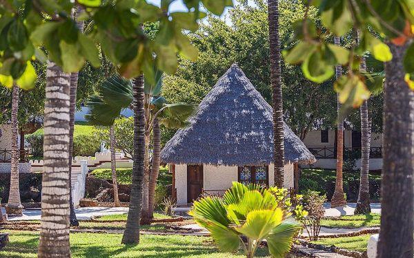 Hotel Diamonds Mapenzi Beach Club, Zanzibar, letecky, all inclusive3