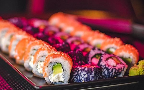 Online kurz: Jak připravit Sushi?3