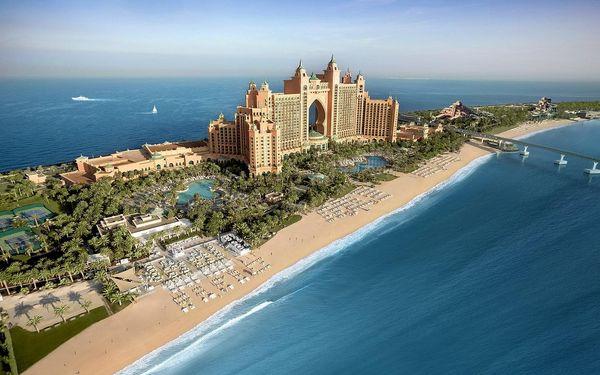 Hotel Atlantis The Palm, Dubaj, letecky, polopenze2