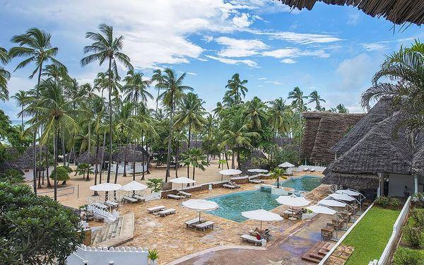 Hotel Diamonds Mapenzi Beach Club, Zanzibar, letecky, all inclusive4