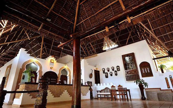 Hotel Diamonds Mapenzi Beach Club, Zanzibar, letecky, all inclusive5