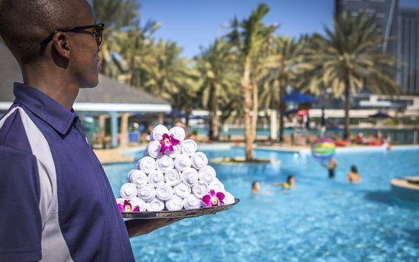 Hotel Beach Rotana, Abu Dhabi, letecky, snídaně v ceně3
