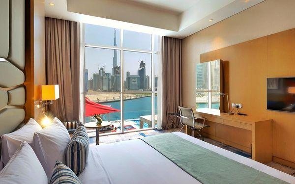 Hotel Canal Central Business Bay, Dubaj, letecky, snídaně v ceně4