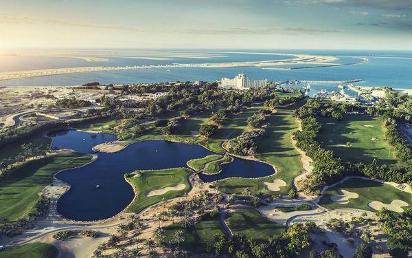 Hotel Jebel Ali Beach Hotel, Dubaj, letecky, snídaně v ceně3