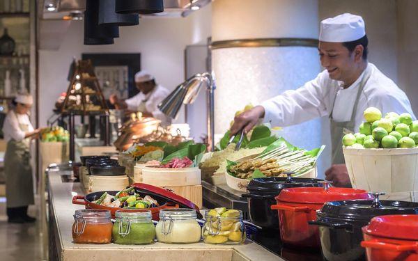 Hotel Beach Rotana, Abu Dhabi, letecky, snídaně v ceně4