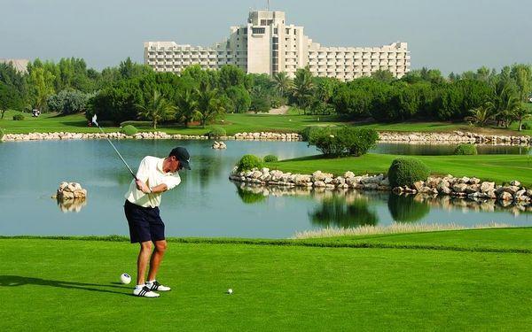 Hotel Jebel Ali Beach Hotel, Dubaj, letecky, snídaně v ceně4
