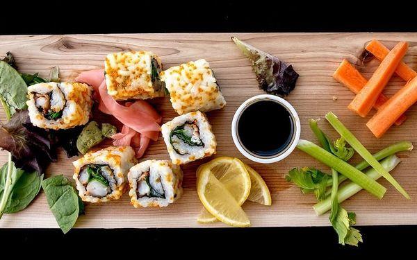 Online kurz: Jak připravit Sushi?4