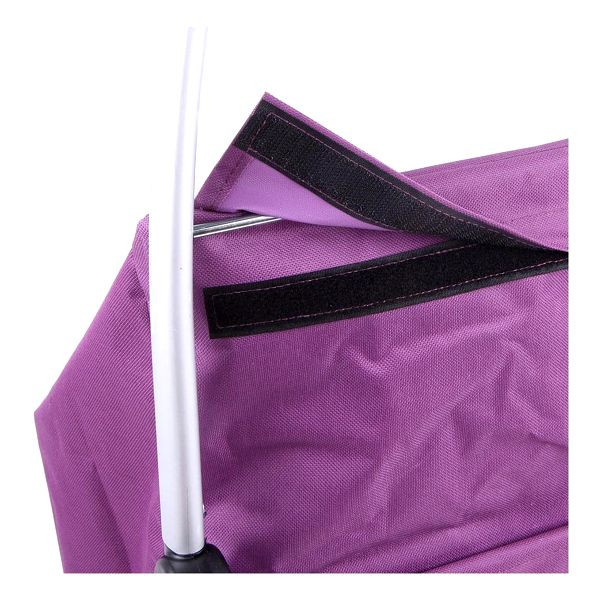 Aldo Nákupní taška na kolečkách Malaga, fialová2