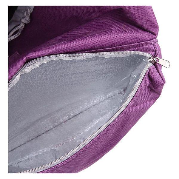 Aldo Nákupní taška na kolečkách Malaga, fialová4