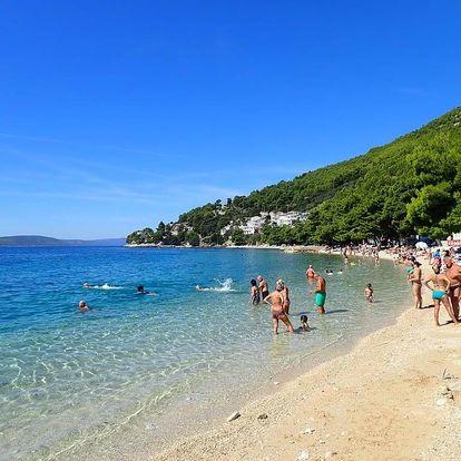 Chorvatsko - Gradac na 4-15 dnů