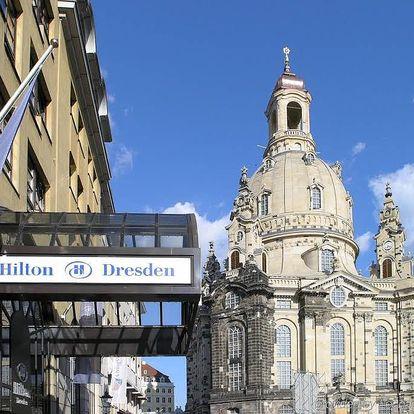 Silvestrovský pobyt v Drážďanech na 4 dny pro dva