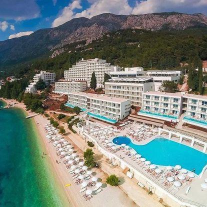 Chorvatsko - Podgora na 4-17 dnů