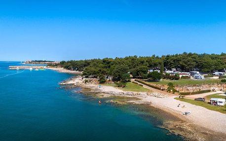 Chorvatsko - Novigrad na 3-15 dnů