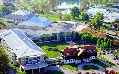Slovinsko - Slovinské vnitrozemí na 3-15 dnů, polopenze