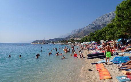 Chorvatsko - Tučepi na 8-17 dnů