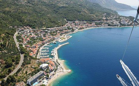 Chorvatsko - Podgora na 8-15 dnů
