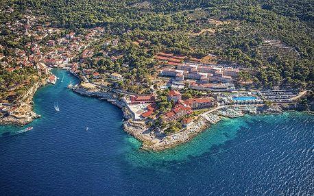 Chorvatsko - Lošinj na 3-15 dnů, polopenze
