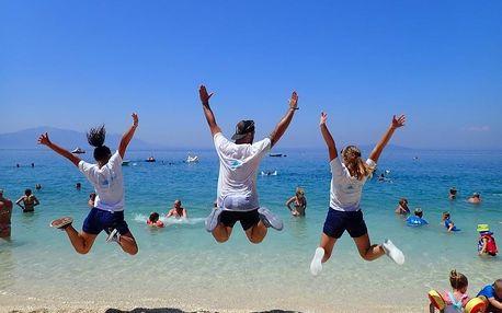 Chorvatsko - Trogir letecky na 8 dnů