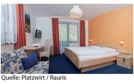 Rakousko - Rauris na 4-8 dnů, polopenze