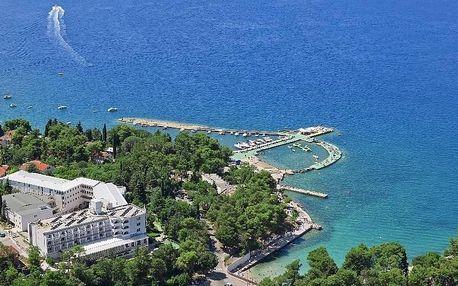 Chorvatsko - Krk na 3-17 dnů