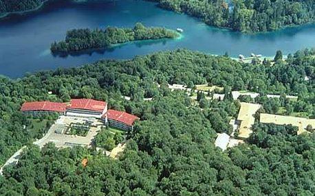 Chorvatsko - Plitvická jezera na 4-8 dnů