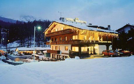 Itálie - Cortina d'Ampezzo na 5-8 dnů, polopenze